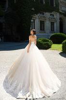 свадебные платья пышные