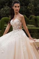 fabfd964f8474c Свадебные платья MillaNova купить в Wedding-market