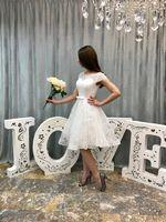 7b87f1a786a829b Короткие свадебные платья трансформеры купить в Киеве недорого. Цены ...