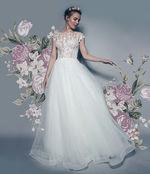 97a7c8d5178786f Недорогие свадебные платья в Киеве, купить самые дешевые свадебные ...