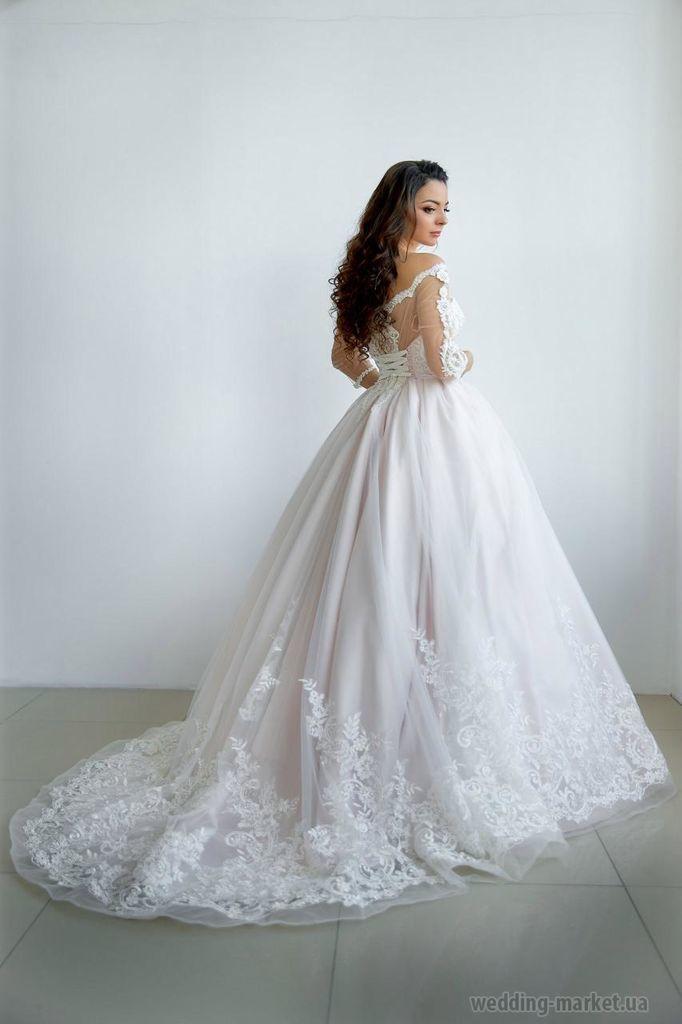 e9033a40e635a4b Свадебное платье Тея купить в Wedding-market