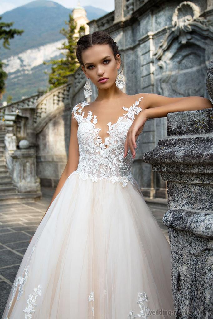 5d4a473317ca23 Свадебное платье Milena MillaNova купить в Wedding-market