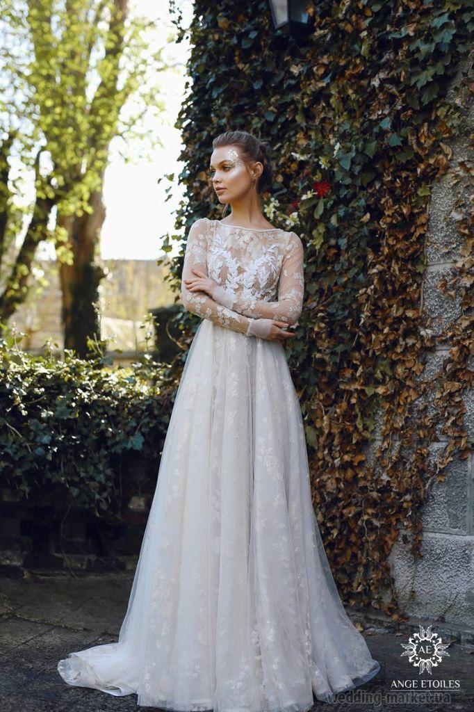 e58f0b6d425 Свадебное платье
