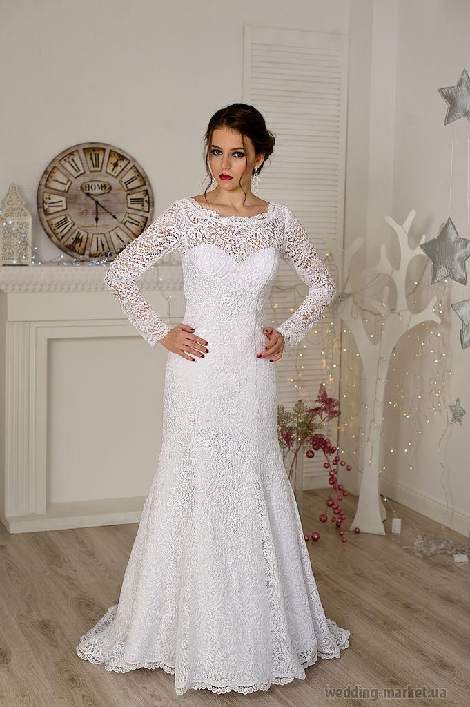Свадебное платье урсула