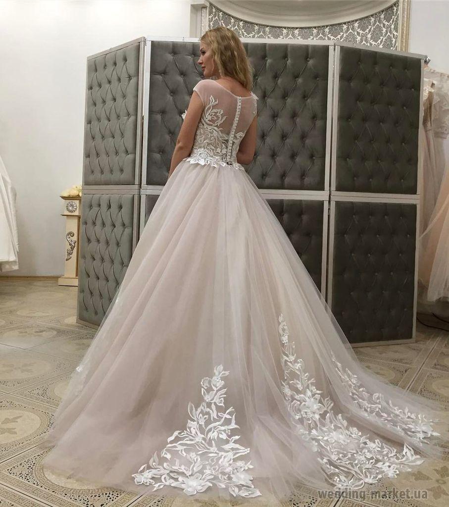 Свадебное платье анфиса