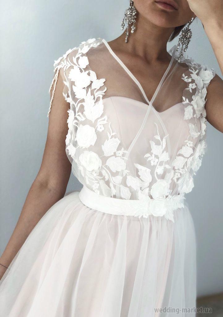 ce430acfe74 Свадебное платье Andrea купить в Wedding-market