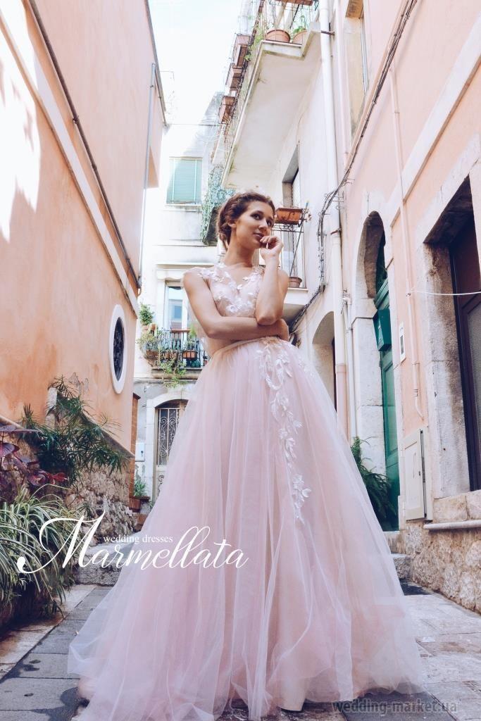 d2c8f9476a5 Свадебное платье Piazenca купить в Wedding-market